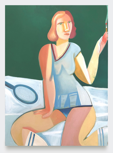 , 'Tennis Girl,' 2019, V1 Gallery