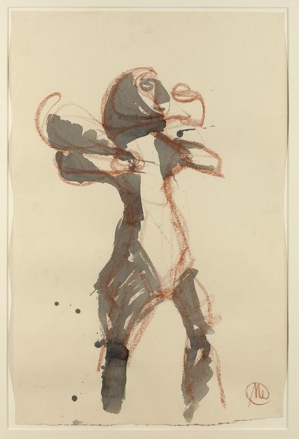 Markus Lüpertz, 'Sans titre, 1986', 1986, Ditesheim & Maffei Fine Art