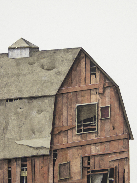 Seth Clark, 'Barn Studies II', 2019, Momentum Gallery