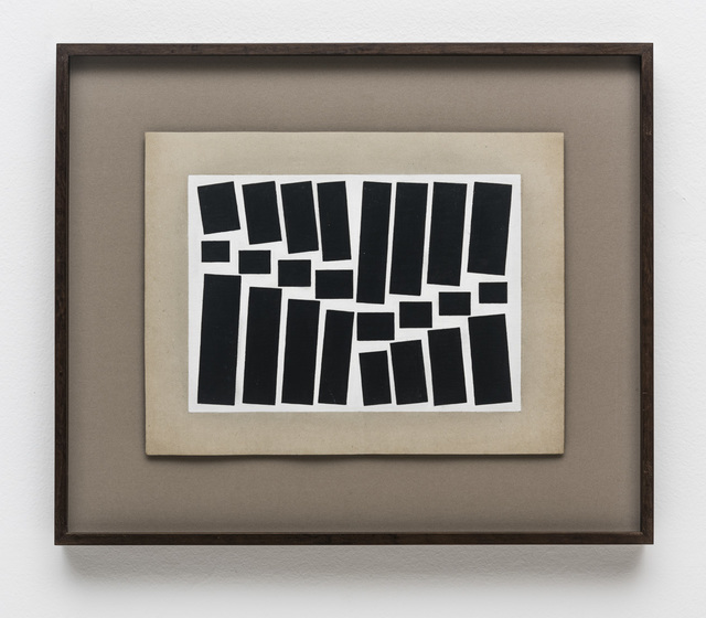 , 'Untitled [Metaesquema series],' 1958, Bergamin & Gomide