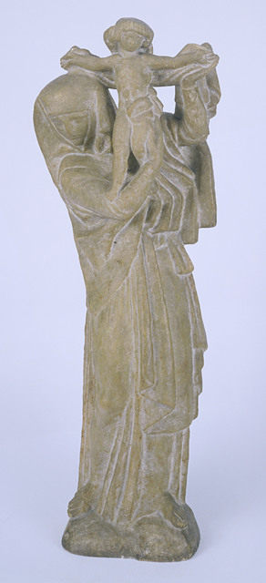 Emile-Antoine Bourdelle, 'Virgin of Alsace', 1920, Phillips Collection