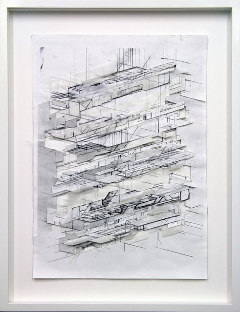 , 'Atl-ed,' 2015, ALICE Gallery