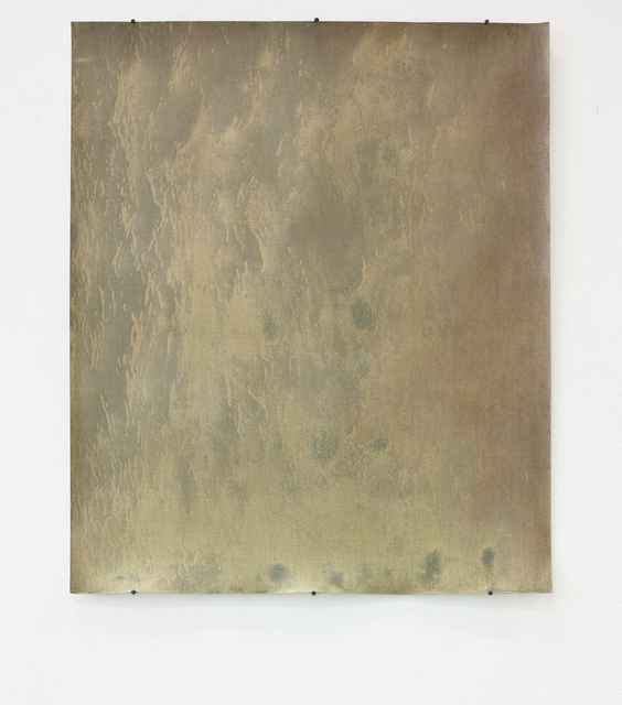 , 'Untitled (Sedimentation 1),' 2013, Joanna Bryant & Julian Page