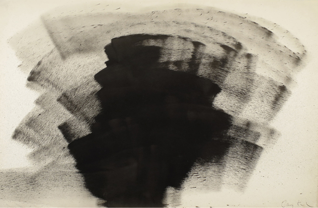 , 'Drill Drawing,' 1972, Häusler Contemporary