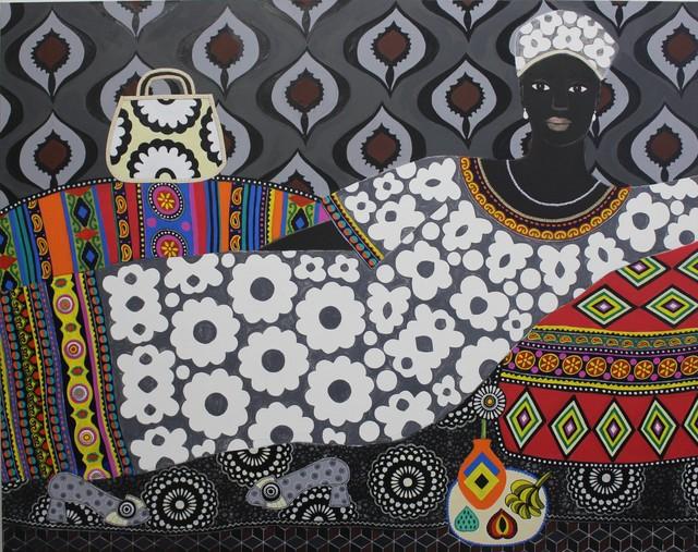 Carla Kranendonk, 'Ngoné', 2019, Rebecca Hossack Art Gallery