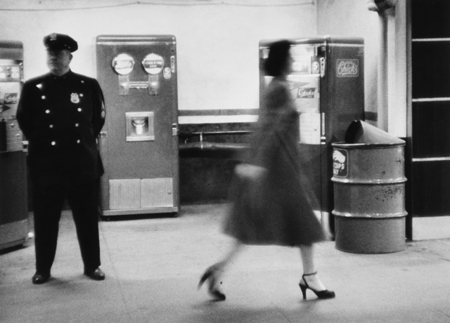 Sabine Weiss, 'New York ', 1955 (printed later), Peter Fetterman Gallery