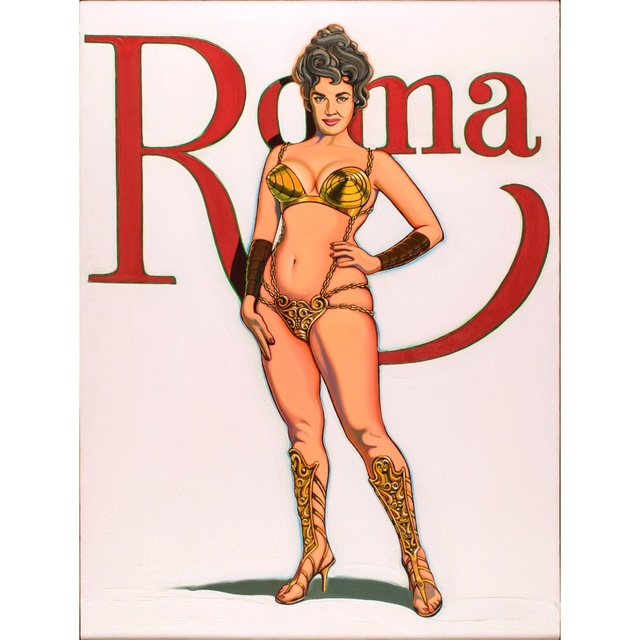 , 'Roma - Empress of the Ancient World,' 1963, Louis K. Meisel Gallery