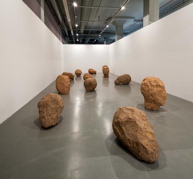 """, '""""Heads"""",' 2015, Istanbul Biennial"""