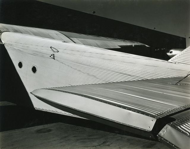 , 'Ford Tri Motor Plane,' 1935, Bruce Silverstein Gallery