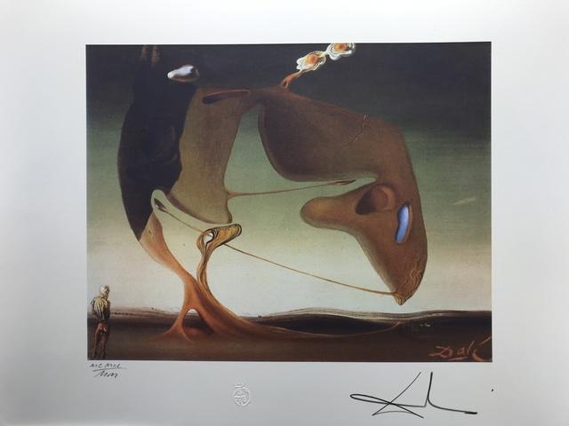 Salvador Dalí, 'Architecture surréaliste (1932)', 1988, ByNewArt
