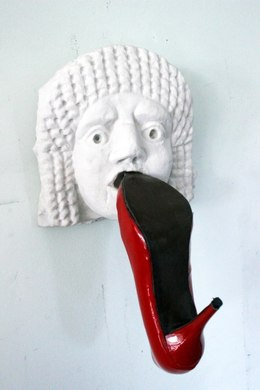 , 'Mask,' 2012, Ekavart Gallery