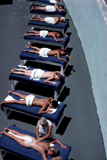 , 'Fontainebleau Hotel Rooftop, Miami Beach, Florida, 1968,' , KP Projects