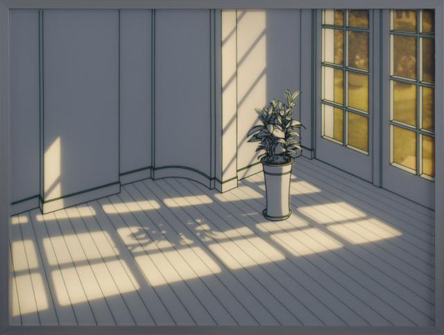 , 'The Sunshine Room XVI,' 2018, Pontone Gallery