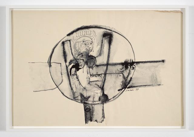 , 'By His Will, We Teach Birds How to Fly No.11,' 1969, Vigo Gallery