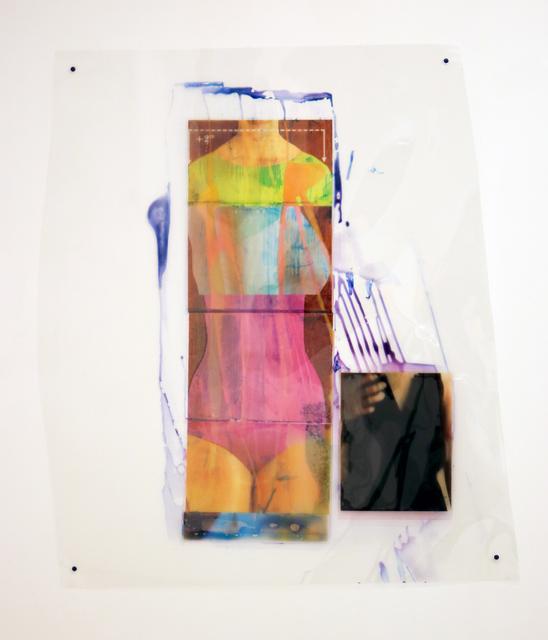 , 'Dressing,' 2017, Halsey McKay Gallery
