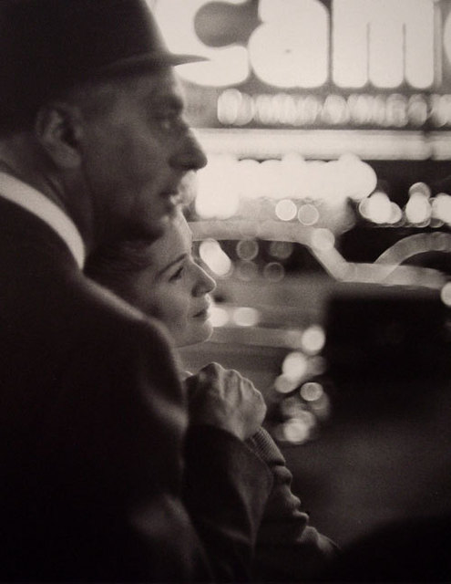 Frank Paulin, 'Lovers, Time Square, New York City, NY', 1956/1956, Contemporary Works/Vintage Works
