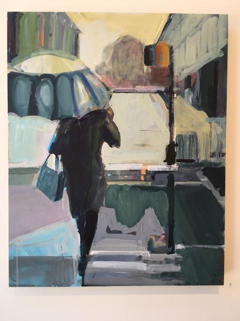 , 'Rain Walk,' 2018, 440 Gallery