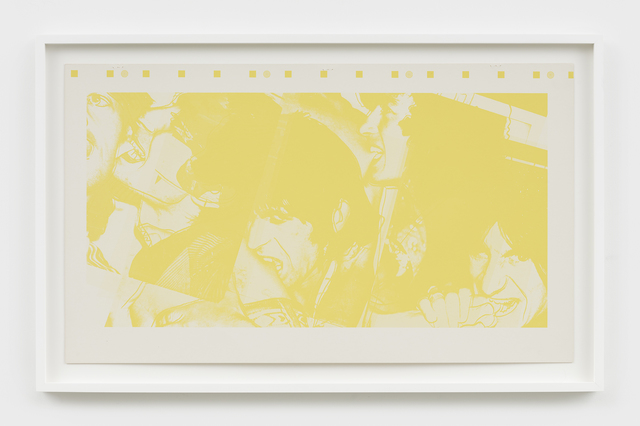 Andy Warhol, 'Color proof for The Rolling Stones album Love You Live', 1977, Print, Offset lithograph in color on paper, David Nolan Gallery