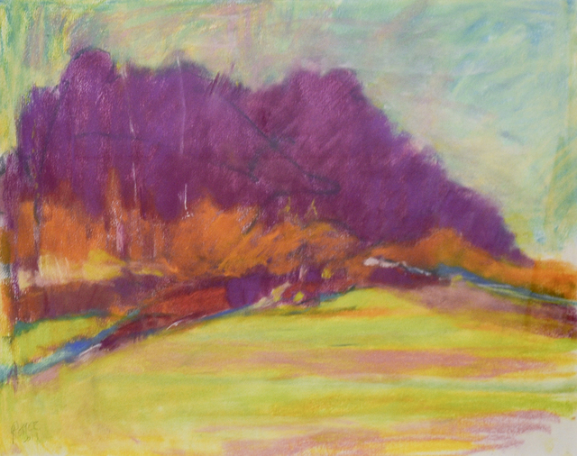 Nancy Rutter, 'Orange Flash', 2019, Carrie Haddad Gallery