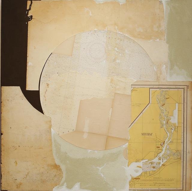 , 'Continuation of Peace River,' 2000, Tillou Fine Art