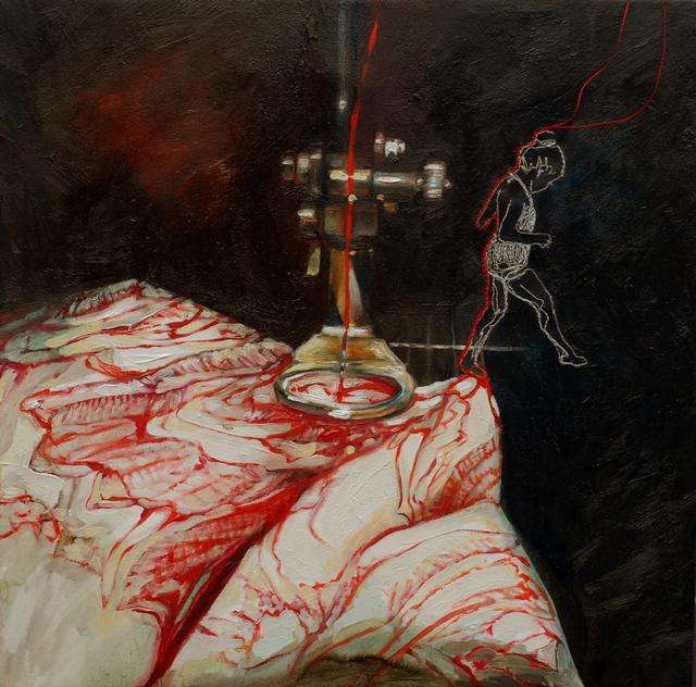 , 'Atelier # 4,' 2013, Perve Galeria