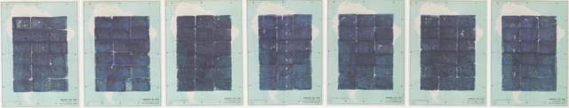 , 'Siete ocultamientos,' 1973, Herlitzka + Faria