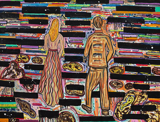 , 'Dark Matter,' 2017, AMP: Art Market Provincetown