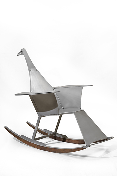 , 'Rocking-chair chair,' 1991, Galerie du Passage