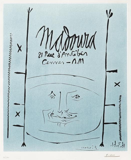 Pablo Picasso, 'Madoura, 1961', 1961, Masterworks Fine Art