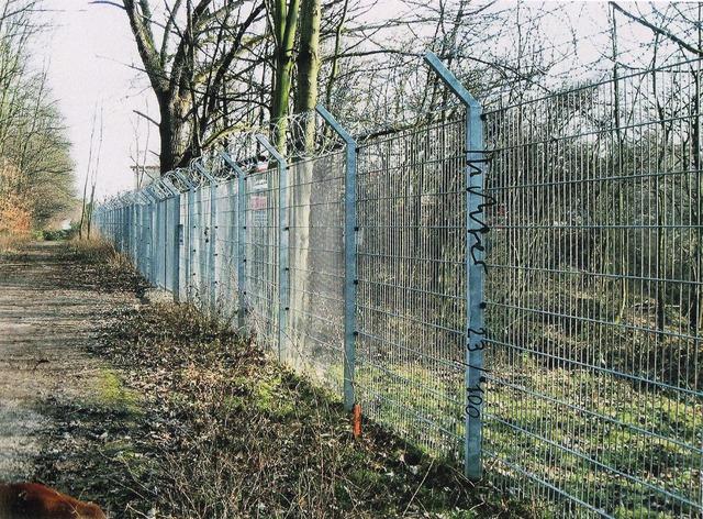 , 'Zaun (fence),' 2010, Wada Garou Tokyo
