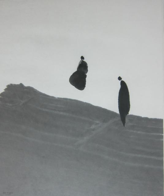 , 'Le Vol de Pensee,' 2010, Ipreciation