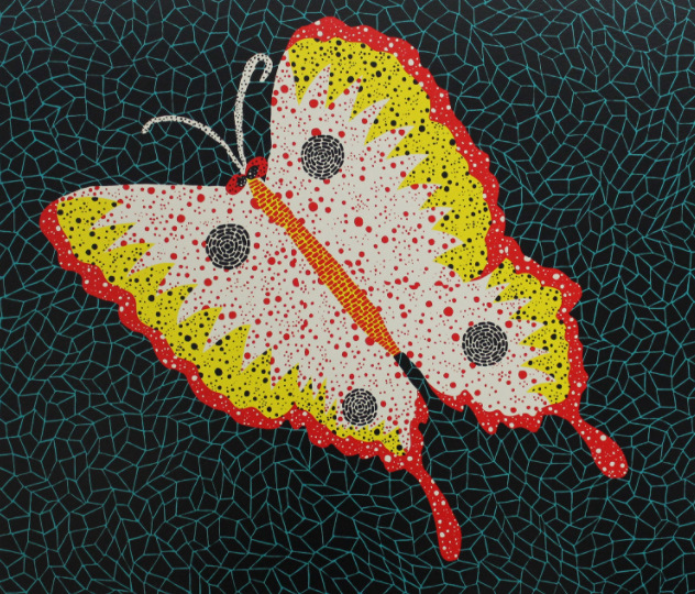 , 'Butterfly,' 1985, Galerie Pici