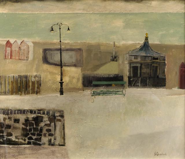 , 'Sea Front,' , Sladers Yard