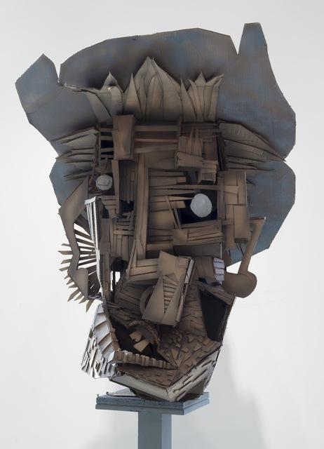 , 'Shackface Mooneye,' 2014, Joshua Liner Gallery
