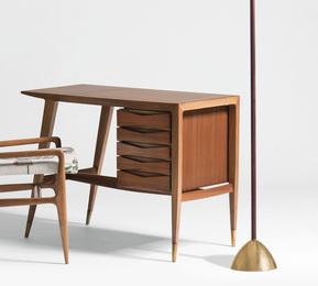 Gio Ponti, 'A Rare Desk,' 1953, Sotheby's: Important Design