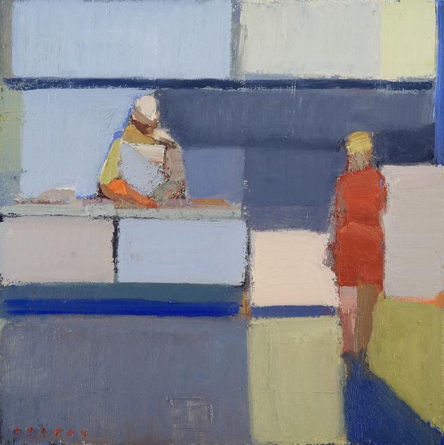 , 'Baker's Space,' 2019, Sue Greenwood Fine Art