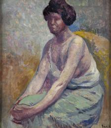 Portrait d'Ambroisine