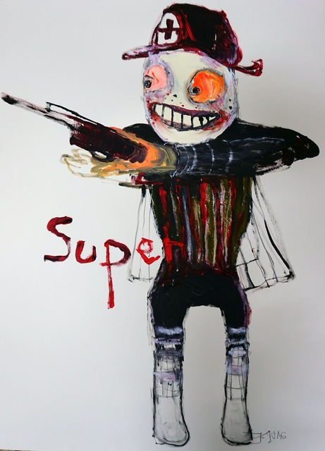 , 'Super,' 2016, Knight Webb Gallery