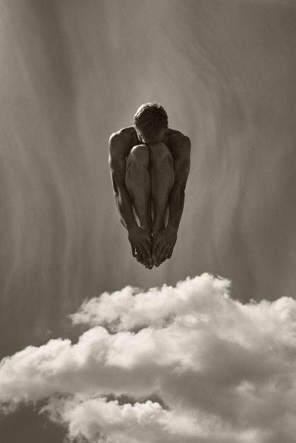 , 'National Danish Gymnastic Team Sky #27,' 2001, CAMERA WORK