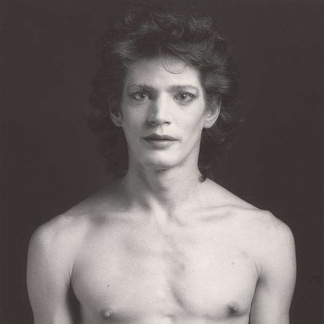 , 'Self-Portrait,' 1980, Montreal Museum of Fine Arts