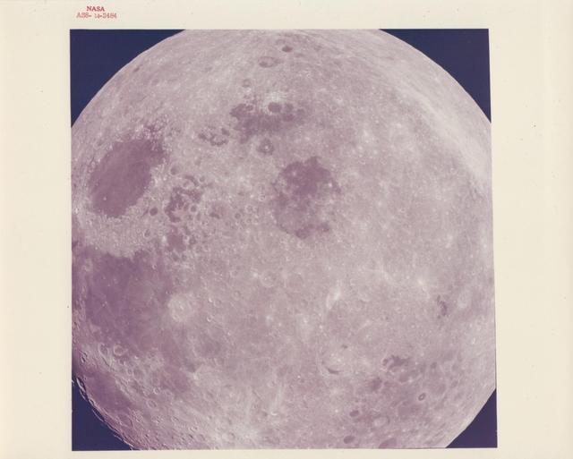 , 'Close-up view of the Moon, Apollo 8, December 1968,' , Attollo Art