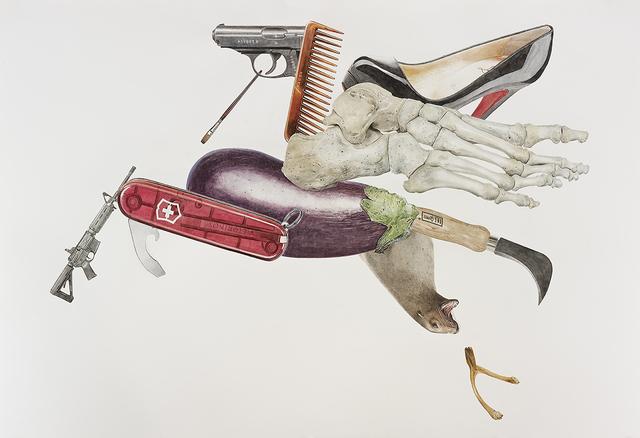 , 'Pegasus,' 2014, Joshua Liner Gallery