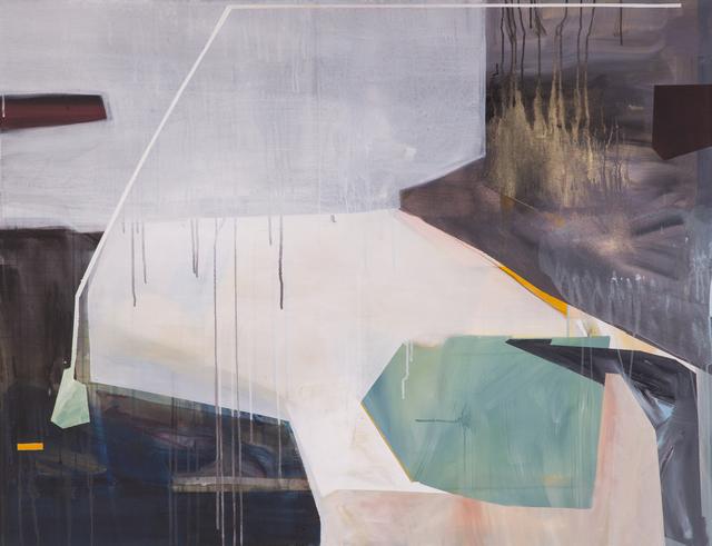 , 'As  coisas do trabalho estavam de um outro lado, isoladas pelas construções.,' 2015, Roberto Alban Galeria de Arte