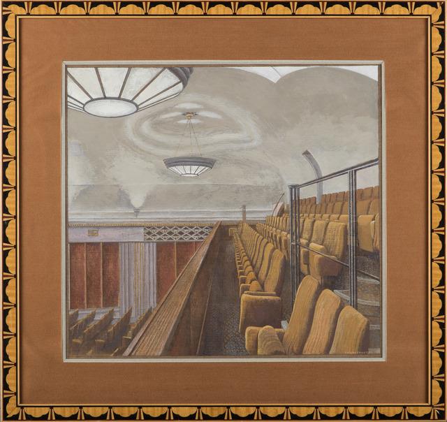 , 'La Salle Chopin (de la Salle Pleyel),' 1995, Childs Gallery
