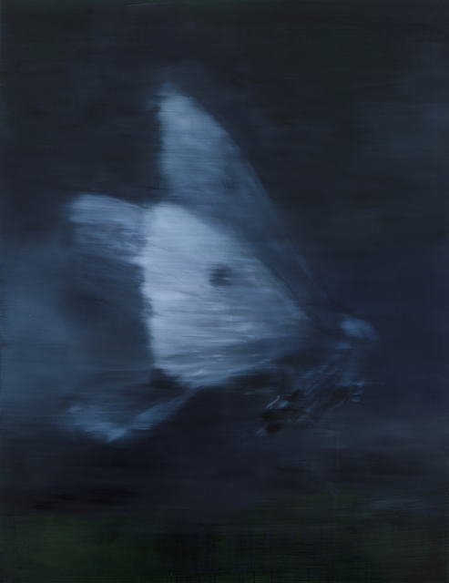 , 'Moth II,' 2017, Barnard