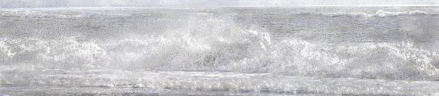 Aziz + Cucher, 'Wave (White)', 2013, ClampArt