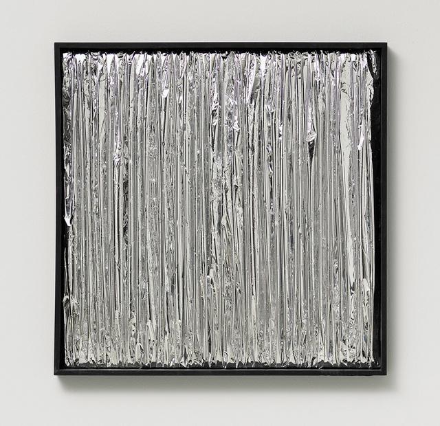 , 'Aluminiumrelief,' 1972, Galerie Koch
