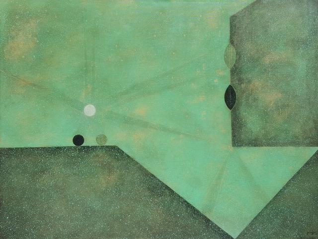 Jorge González Velázquez, 'La guía', 2016, Aldama Fine Art