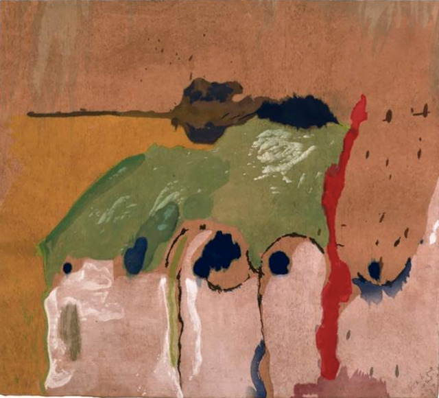 Helen Frankenthaler, 'Tales of Genji I', 1998, Susan Sheehan Gallery