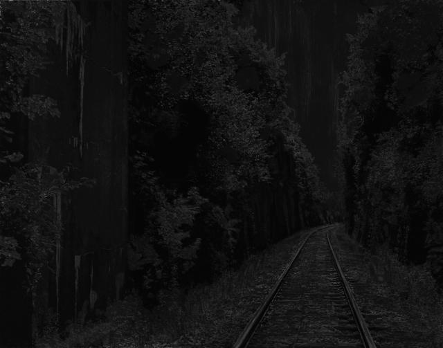 , 'Track #3,' 2012, Jérôme Poggi